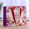 白卡纸服装手提袋定制高档环保彩色手提礼品袋圣诞礼品包装袋定做