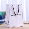 新款热销手提纸袋 创意服装礼品袋手提购物袋定做 可彩印LOG