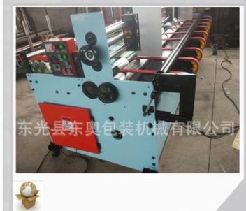 东光县纸箱机械纸箱设备自动送纸机自动输纸机送纸系统