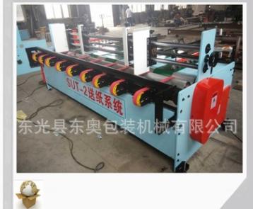东奥纸箱机械设备自动输纸系统吸附式自动送纸机