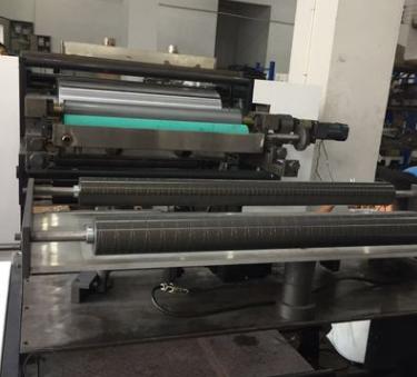 JCJZ 两色机组式高速高清柔版印刷机 200米纸吸管专用印刷机