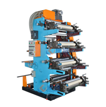 供应高速柔性凸版4色印刷机薄膜印刷机