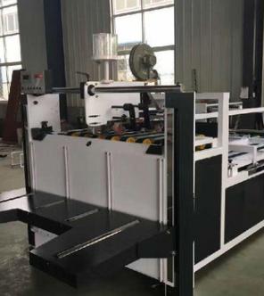 半自动粘箱机 自动粘箱机 单片糊箱机、 糊箱机箱机厂家、 粘箱机批发