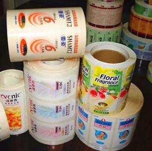 【正德印刷】—— 厂家加工定制 卷筒印刷 不干胶标签 PVC不干胶 可来图定制 质优价廉