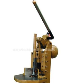 华生鑫 SQJ-50手动切圆角机 手动切角机 切角机 定制 厂家直销