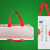 专业定制无纺布腹膜手提袋高档加厚防水淋膜超大容量购物袋子定做