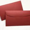 定制信封 简约创意空白复古牛皮纸信封定制logo 高档商务信封定做