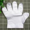 加厚一次性手套餐饮美发手膜食品吃龙虾透明塑料PE薄膜手套透明套