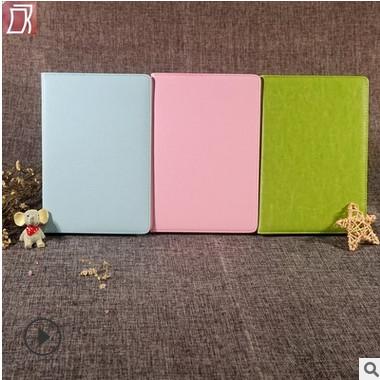韩国文具 A5糖果色pu皮革平装记事本 商务笔记本子定做logo