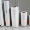 批发pe 拉伸缠绕膜 塑料拉伸膜 工业保鲜膜 自粘性透明包装薄膜