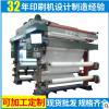 厂家出售 多色凹版印刷机 自动薄膜印刷机
