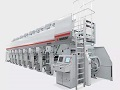 BOBST printing machine (0播放)