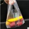 厂家批发早点包装袋外卖打包袋一次性透明早点袋食品打包小白袋