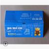 好评卡定制英文售后卡对折贺卡服务纸卡印刷折叠卡片感谢信定做