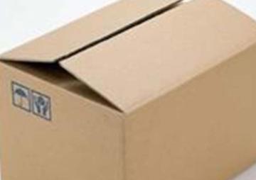 专业加工纸盒 飞机盒定制 物流包装盒批发 服饰快递瓦楞纸盒子