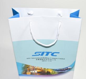厂家 手提袋定制 白卡纸袋 企业礼品袋子 定做包装 订做购物纸袋