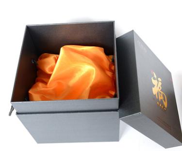定制高档礼品盒 翻盖天地盖礼盒 硬纸板纸盒茶叶保健品包装盒定做