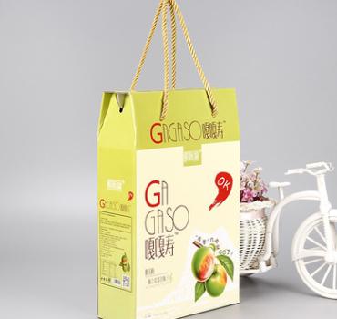 厂家批发瓦楞纸包装盒印刷 定做手提特产食品礼品盒 环保包装彩盒