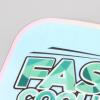 加工定制高质量不干胶标签 加厚PVC产品说明标贴量大从优