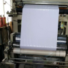 pvc复合盖光膜 不干胶带胶盖光复合