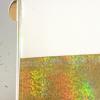 厂家直销金葱纸铝箔纸金银卡纸镭射卡纸批发按需定制