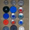 靖江焱鑫包装有限公司 直销精致特级13-20 铝盖 铝塑盖 瓶盖