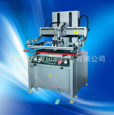 S-4060E平面吸气台丝印机 升降式丝印机 真空吸附丝印机