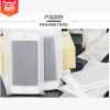 胶袋生产厂家批发CPE磨砂半透明袋塑料包装袋 定制印刷logo图档