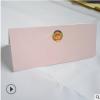 三角会议台牌高档透明亚克力V型双面台卡 展示桌牌席位卡