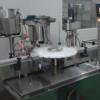小剂量陶瓷蠕动泵2头灌装打内塞旋外盖一体机