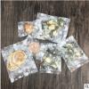 半透明磨砂茶水果茶密封袋 瓜子果干食品包装袋100个装需机封