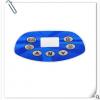 厂家定制pvc面板 控制凹凸面板贴 按键薄膜开关设计 东莞优质铭牌
