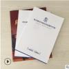 深圳厂家定制精美画册 印刷产品宣传册 带LOGO彩印画册服装画册