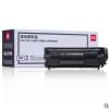 得力DLC-FX9硒鼓适用HP激光打印机墨盒晒鼓碳粉盒L100 120 140 16