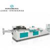 全自动单色丝印机 窗帘标签商标印刷机 商标布标印刷机械平面丝网