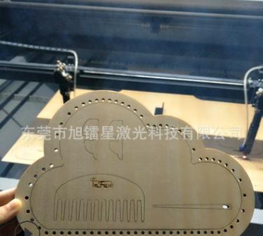 工厂直销木板专用激光切割机 拼花亚克力雷射雕刻塑料薄膜打孔机