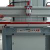 厂家供应JG-2690彩晶半自动玻璃丝印机 家电玻璃丝印机