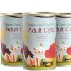 定做通用白卡纸圆筒包装 猫狗鱼鸟宠物食品包装纸筒