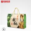 水果鸡蛋土特产包装盒定制厂家 牛皮纸瓦楞手提纸箱礼盒批发定做