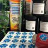 各类特种印刷定制水转印纹身UV感压贴标UV烫金高温玻璃油墨