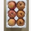 6格六格苹果梨桃子西红柿快递专用泡沫箱零破损 超强结构