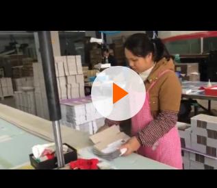 厂家定制牛皮纸盒礼品包装盒婚礼纸袋香薰包装盒牙膏包装盒子