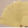 透明pvc70*50cm封口贴 定制尺寸长方形不干胶PVC定制不干胶标签