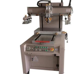 4060丝印机 垂直式丝印机 精密印刷机
