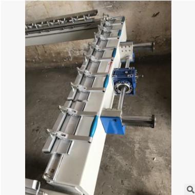厂家专业定制双夹涡轮涡杆绷网机 高张力拉网机 丝网张网机
