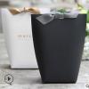 现货高档通用情人节礼品盒私人定制空白logo烫金折叠纸质包装盒子