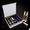 广州高档翻盖礼品盒定做化妆品礼盒保健品硬纸盒茶叶包装盒定制