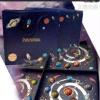 新款12粒星空巧克力包装盒 生日节日礼盒巧克力礼盒厂家定制批发