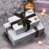礼品盒定制包装盒定做化妆品礼盒高档保健品盒制作水果精品盒印刷