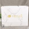 厂家供应礼品手提袋批发 白卡纸服装包装袋购物袋定制加印LOGO